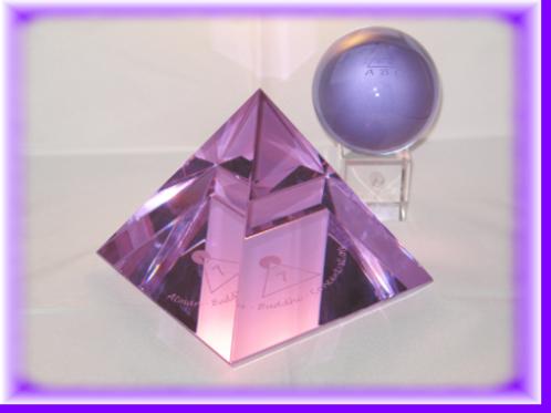ABC piramide ca. 10 cm
