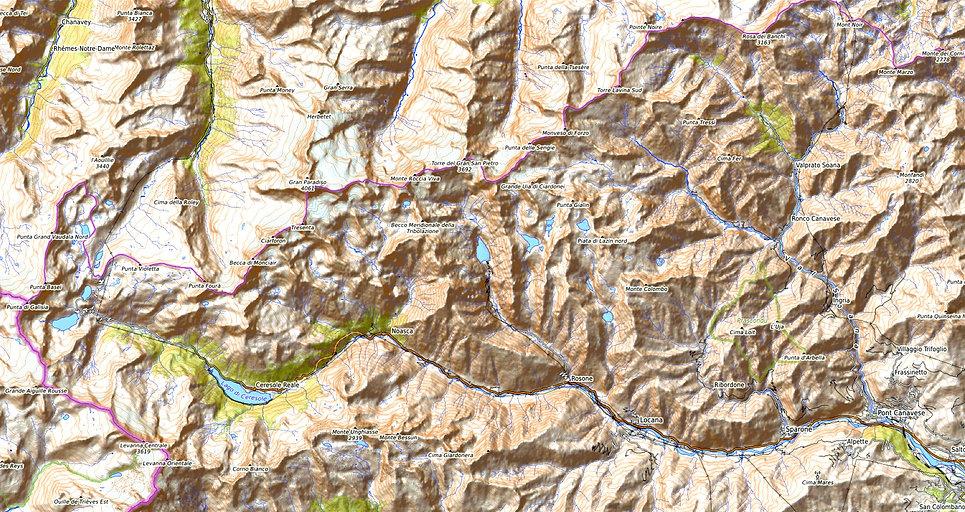 mappa sfondo HP