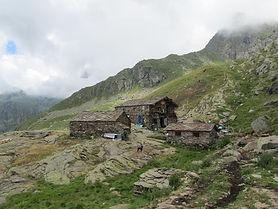 Alpe Gran Pra'. Ciamousseretto valley
