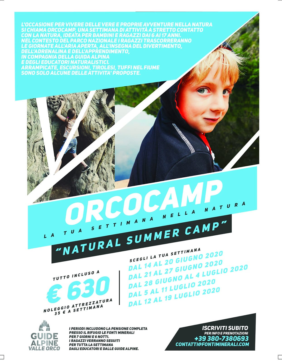 OrcoCamp 2020