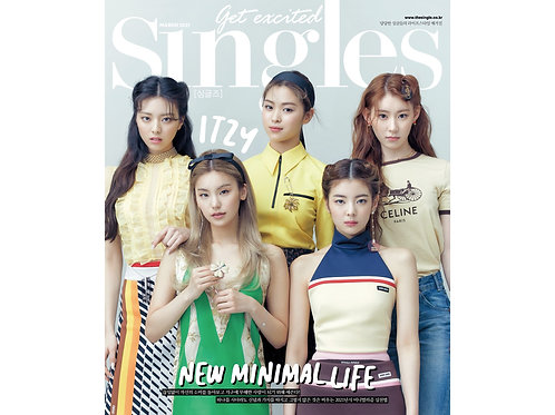 SINGLES MAGAZINE (March, 2021)