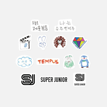 SUPER JUNIOR Special Goods