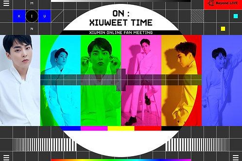 XIUMIN's ON: XIUWEET TIME Fanmeeting Goods
