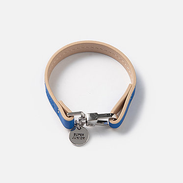 SUPER JUNIOR Leather Bracelet