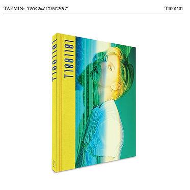 TAEMIN's 2ND CONCERT T1001101 Photobook