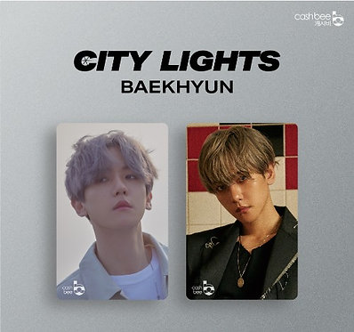 BAEKHYUN's City Lights Cashbee