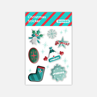 SHINee Christmas Goods