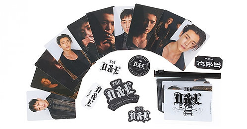 THE D&E Sticker Pack