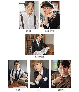 EXO's 2020 Season Greeting A1Poster