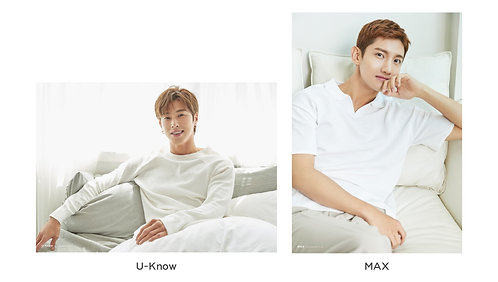 TVXQ's 2020 Season Greeting A1 Poster