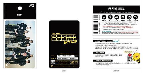 NCT127's SUPERHUMAN Cashbee