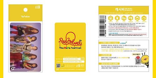 RED VELVET's The ReVe Festival Cashbee