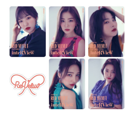 RED VELVET's 2019 FANMEETING Goods