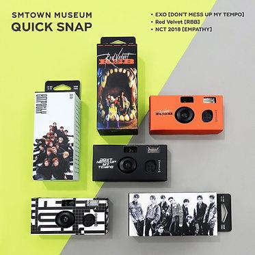 SMTOWN Quick Snap Camera