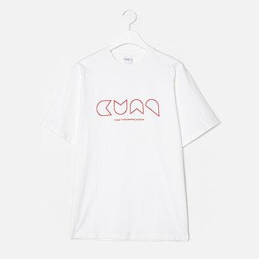 SMTOWN Typographic T-shirt