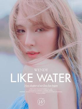 WENDY's The 1st Mini Album 'Like Water'