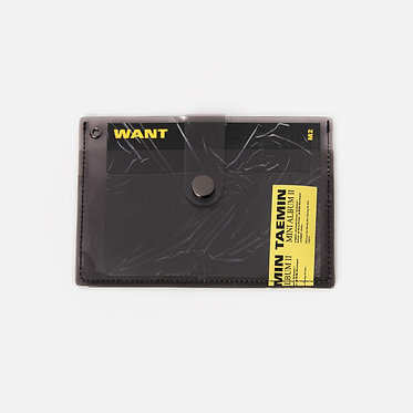 WANT Passport Wallet