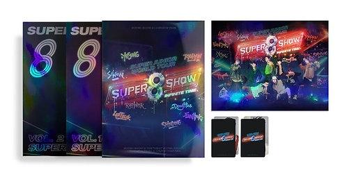 SUPER JUNIOR's SUPER SHOW 8: INFINITE TIME Photobook