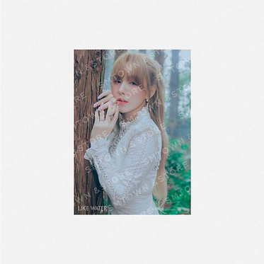WENDY; LIKE WATER's Official Goods