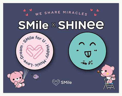 SMILE x SHINee's Griptok
