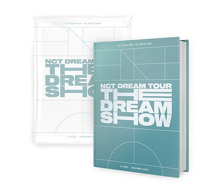 NCT's 'THE DREAM SHOW' Photobook & Live Album