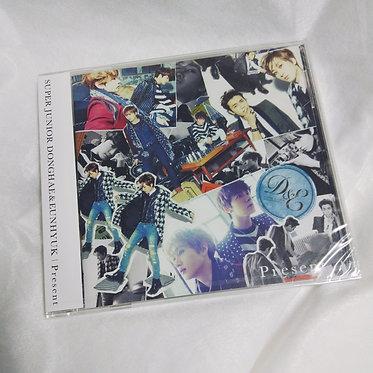 D&E's Japanese Mini Album 'Present'