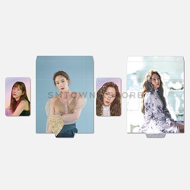 FOUR SEASON's Hologram Photocard Set