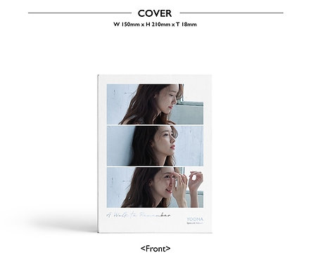 Yoona's 'A WALK TO REMEMBER' Special Album