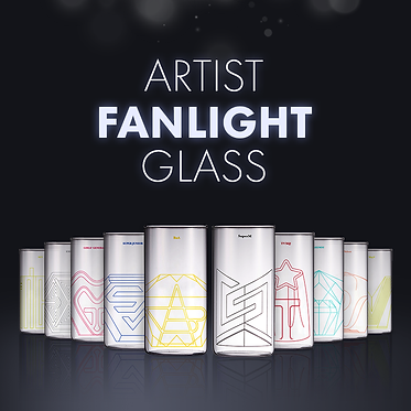 SMTOWN's Lightstick GLASS