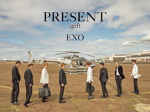 EXO's PRESENT ;gift Photobook