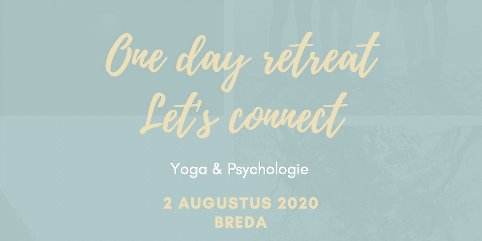 One Day Retreat: Let's connect