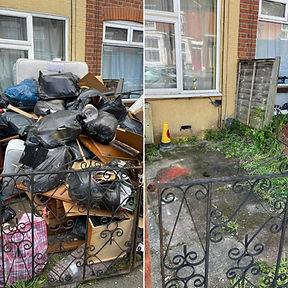 Rubbish removal cambridge. House clearance