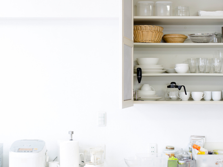 Tips To Make Decluttering Your Kitchen Easy!