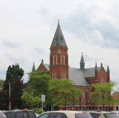 Masjid Approach from Maplewood Avenue