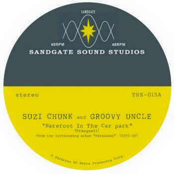 Suzi Chunk & Groovy Uncle - _Barefoot In The Park_ (Single)