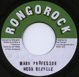 Mark Professor - Mega Recycle