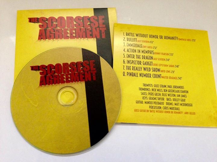 The Scorsese Agreement - The Scorsese Agreement