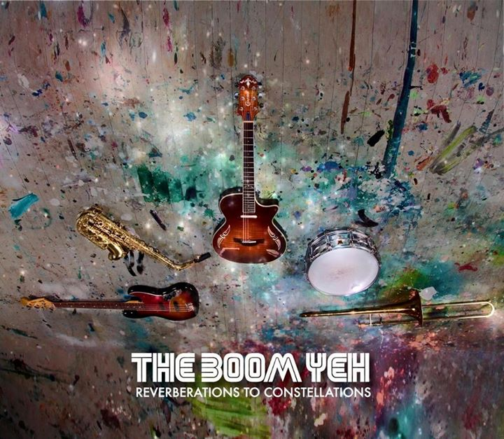 The Boom Yeah - Reverbations To Constellations