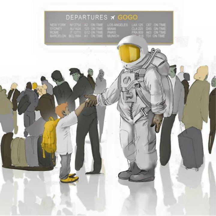 GoGo Band - Departures