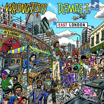 Wrong Tom Meets Deemas J - East london