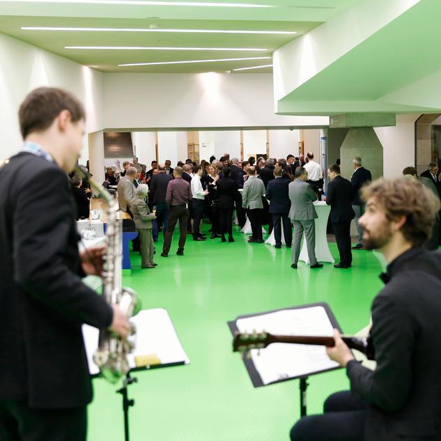 Staatsgalerie Janis-Ian-Duo Neues Schloss Stuttgart / Janis-Ian-Duo | Saxophon-Gitarren-Duo