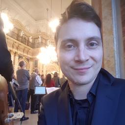 Marmorsaal / Stuttgart   Janis Lugerth Saxophonist