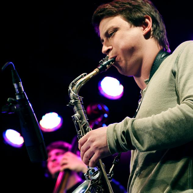 Bix Jazzclub | Janis Lugerth Saxophonist