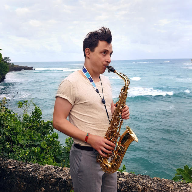 Kilifi / Kenia | Janis Lugerth Saxophonist