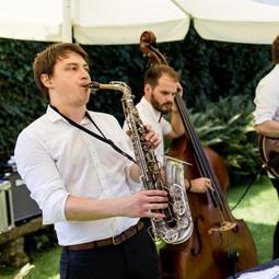 Hochzeit/Trio   Janis Lugerth Saxophonist