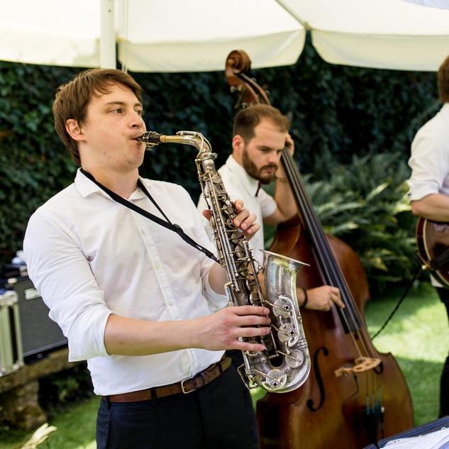 Hochzeit/Trio | Janis Lugerth Saxophonist