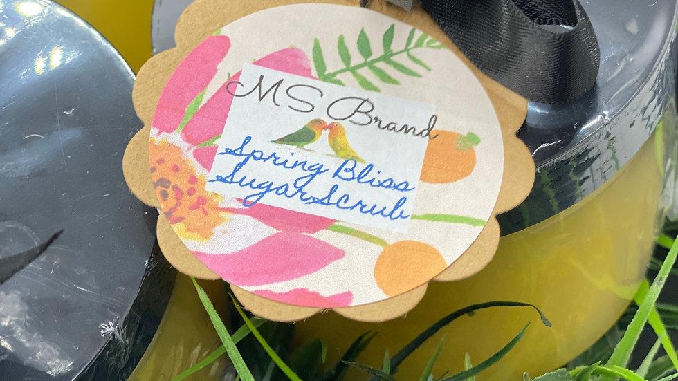 Spring Bliss Sugar Scrub