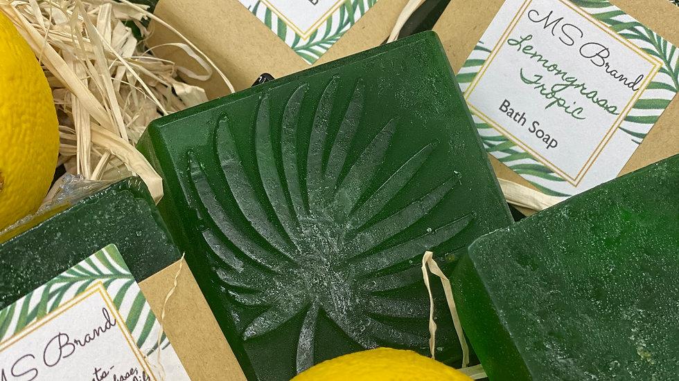 Lemongrass Tropic Soap