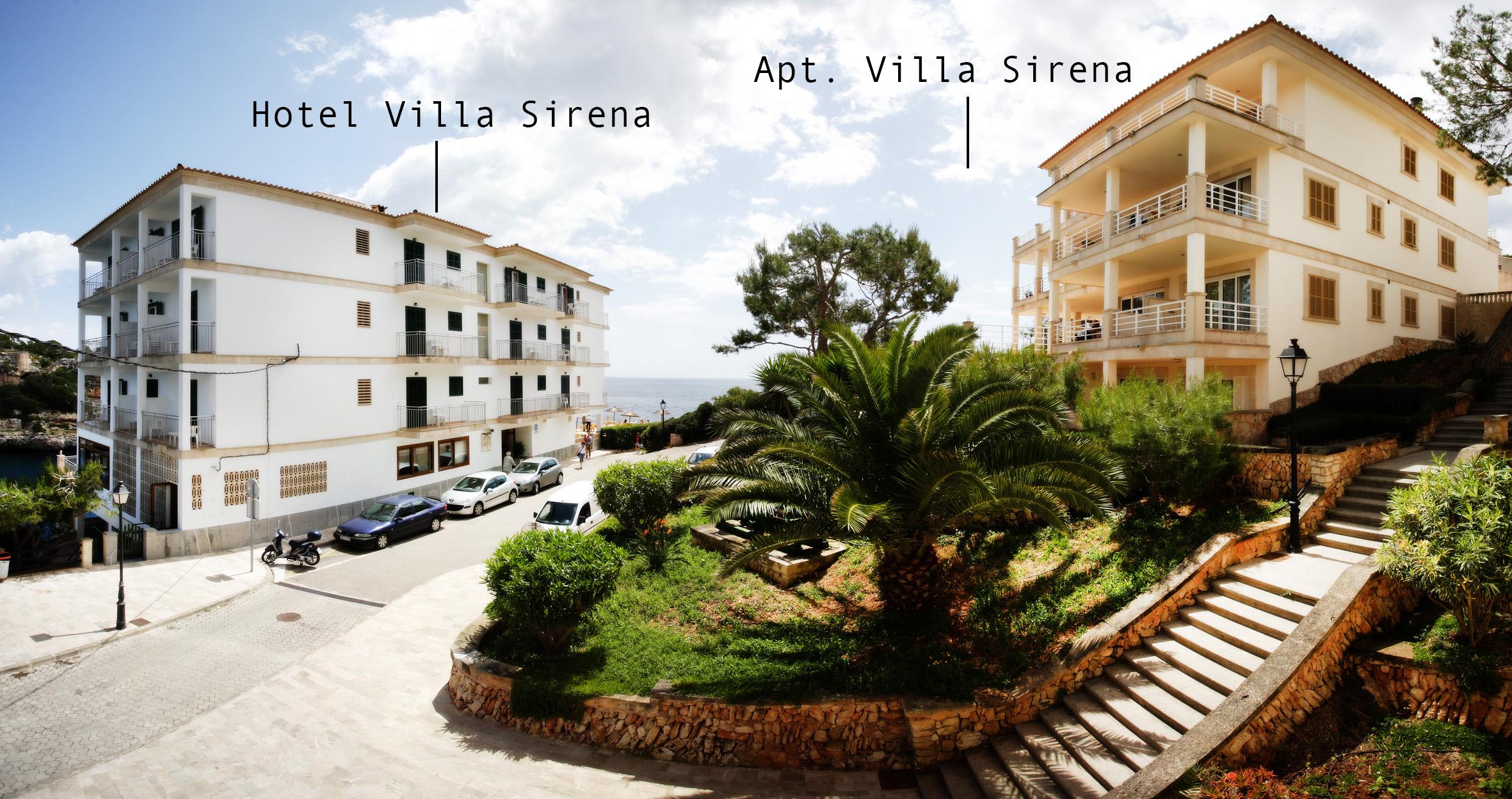 Hotel Villa Sirena-Apt.Villa Sirena