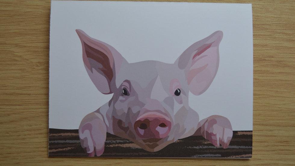Piglet Stationary